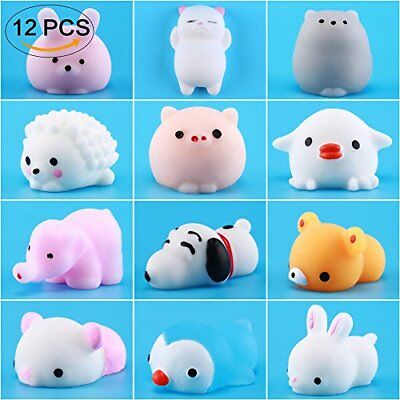 AU33.18 • Buy CCINEE 12 Kawaii Squishies Pack Toys Squishy Toys Mochi Animal Squishy Packages