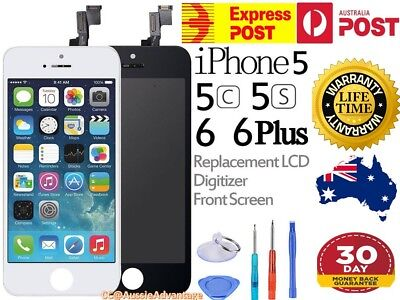 AU26.95 • Buy NEW LCD Touch Screen Replacement Digitizer Assembly For IPhone 6s 6 8 7 Plus 5s
