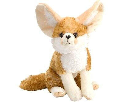 New Plush Wild Republic Cuddlekins 12  Fennec Fox Cuddly Soft Toy Teddy  • 12.95£