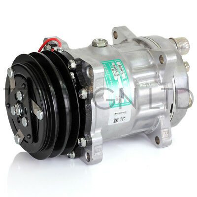 AU503.95 • Buy A/C Compressor Genuine Sanden SD7H15 S8227 Double V 12v AC Air Conditioning