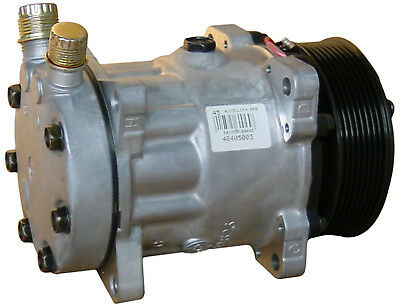 AU503.95 • Buy A/C Compressor Genuine Sanden SD7H15 8105 Poly-V 8 Rib 12v AC Air Conditioning