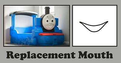 £1.99 • Buy Little Tikes Thomas The Tank Engine Bed Replacement  Mouth  Sticker