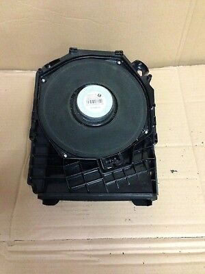 BMW E81 E87 Under Seat Bass Speaker Sub Woofer  • 16£