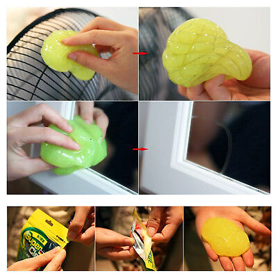 $3.79 • Buy Universal Cleaning Glue High Tech Cleaner Keyboard Wipe Compound Cyber ABEDOE