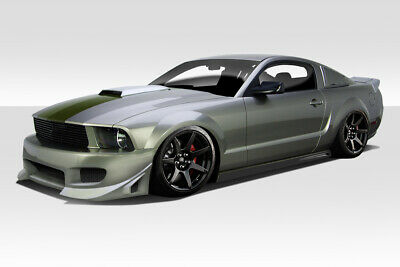 $744 • Buy 05-09 Ford Mustang Blits Duraflex Full Body Kit!!! 114694