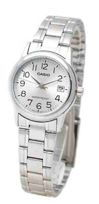 $ CDN28.86 • Buy Casio Women's Analog Quartz Silver Tone Dial Stainless Steel Watch LTPV002D-7B