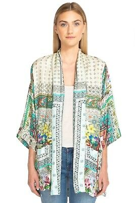 $201 • Buy Johnny Was Samira Frame Kimono - C43818A6 Retail Price $268.00