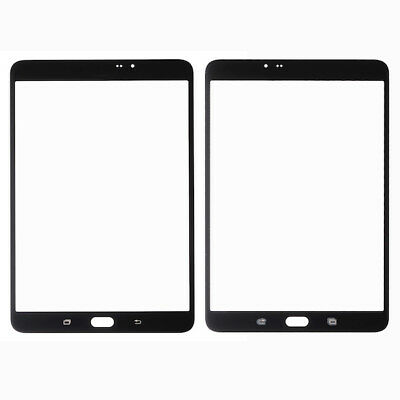 £10.89 • Buy For Samsung Galaxy Tab S2 8.0 Front Outer Glass Screen Lens Black SM T710 T715