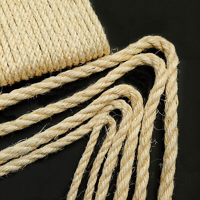 100% Natural Sisal Rope Garden Decking Pets Cat Scratching Post Cats Toy Amimals • 5.99£