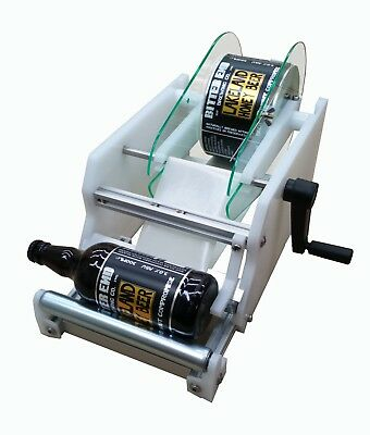 LABELROO Bottle Labelling Machine – Label Applicator - Micro Brewery Wine Gin  • 195£