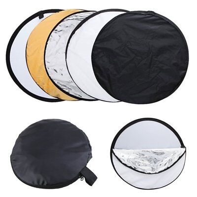 Fomito Collapsible Reflector Portable 5 In 1 For Studio Or Any Photography  • 18.52£