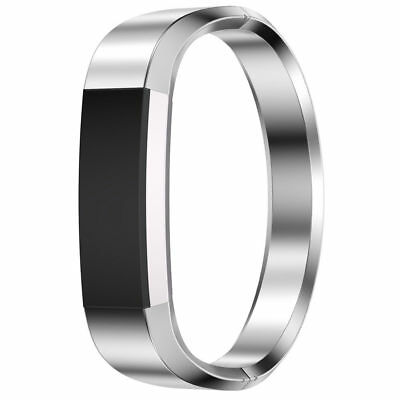 AU24.99 • Buy Silver For Fitbit Alta HR Replacement Metal Band Stainless Bracelet Strap Large