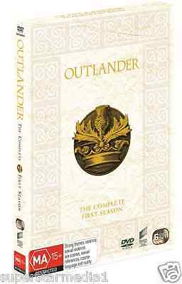 AU26.75 • Buy Outlander Complete Season 1 : Parts 1 & 2 : NEW DVD
