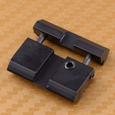 11mm Dovetail To 20mm Weaver Picatinny Rail Converter  Scope Adapter Base Mount • 3.78£