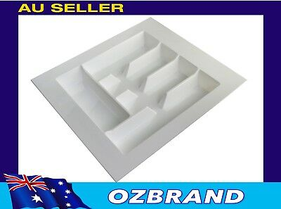 AU28.90 • Buy Cutlery Insert Utensil Drawer Divider Trim Fit Organiser Tray Made In Australia