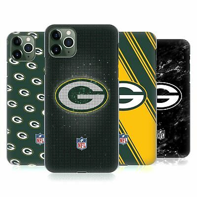 £14.95 • Buy OFFICIAL NFL GREEN BAY PACKERS ARTWORK HARD BACK CASE FOR APPLE IPHONE PHONES