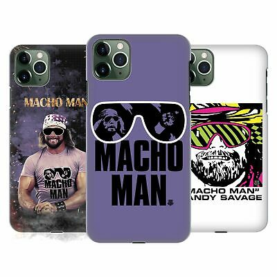 £14.95 • Buy OFFICIAL WWE MACHO MAN RANDY SAVAGE HARD BACK CASE FOR APPLE IPHONE PHONES