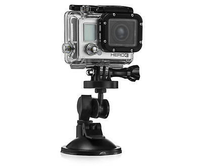 £17.03 • Buy Suction Mount Bracket For GoPro Compatible Action Cam GoPro Compatible Cameras