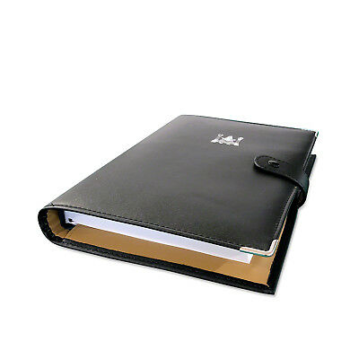 £15.99 • Buy Library Size Masonic Soft Faux Leather Ritual Book Cover