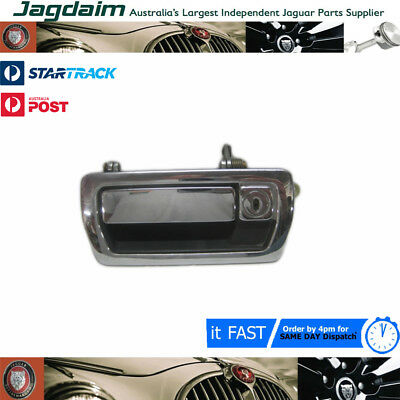 AU490.55 • Buy New Jaguar XJ40 XJ6 XJ12 Front Outer Door Handle Left Hand JLM11287