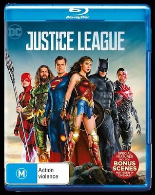 AU18.90 • Buy Justice League (Blu-ray, 2018) New Sealed