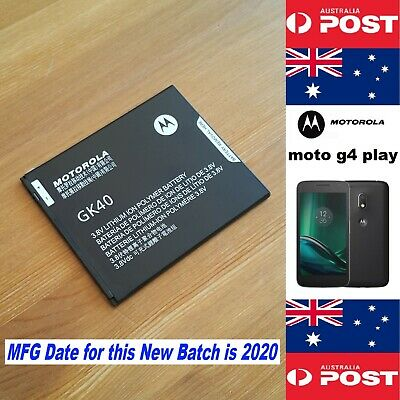 AU280 • Buy MOTOROLA GK40 GENUINE Original Battery Moto G4 G Play XT1607 XT1609 2800mAh