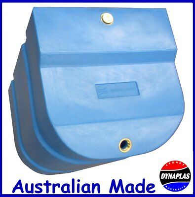 AU299 • Buy LIGHT BLUE 60L TRUCK WATER TANK CAMPERS SEMI TRAILERS 4wd 4x4 UTE CAMPING MOBILE