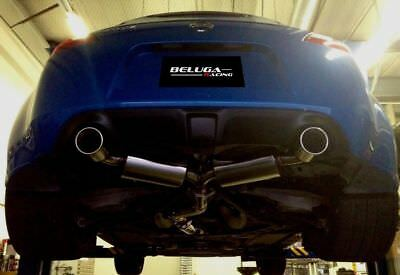 $ CDN580.40 • Buy Beluga Racing Performance Resonated Exhaust For Nissan 370Z Z34 09-17 VQ37VHR
