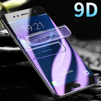 $ CDN5.20 • Buy For Samsung Galaxy Note9/s9/s9plus Scratch-Resistant Hydrogel Screen Protector