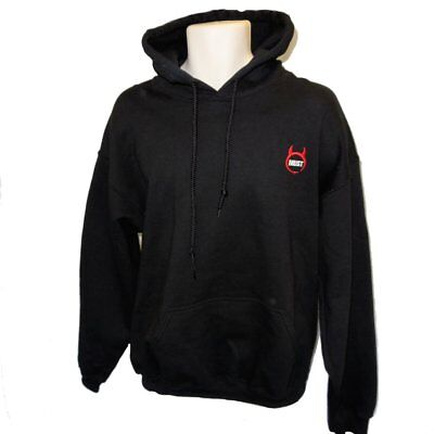 MUST - Manchester United Supporters Trust - Red & White Embroidered Logo Hoodie • 30£