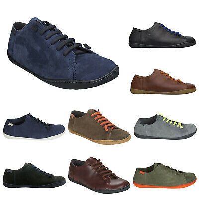 £109.64 • Buy Camper Peu Cami Leather Casual Slip-On Lo Trainers Mens Shoes