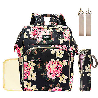 3b3bf6be93abc Mummy Maternity Diaper Bag Backpack Large Baby Nappy Bags For Mom Daddy •  29.99$