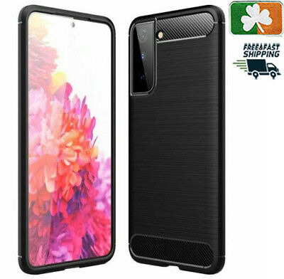 $ CDN7.37 • Buy Brand NEW Rugged Case Cover For Samsung Galaxy S8 S9 S10 S20 Carbon Fibre Design