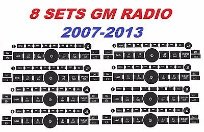 gm radio buttons