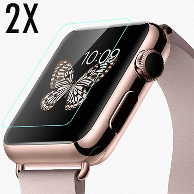 $ CDN2.67 • Buy Tempered Glas Screen Protector For Apple Watch Series 4 (40/44mm) 3 2 1(38/42mm)