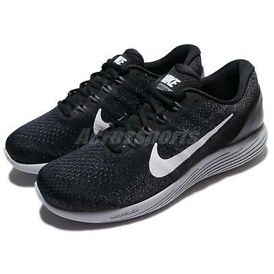 34f1ef85a1cce Nike Lunarglide 9 IX Black White Grey Men Running Shoes Trainers 904715-001  • 82.00