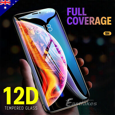 AU7.95 • Buy For Apple IPhone 13 12 11 Pro XS Max XR 8 Plus Tempered Glass Screen Protector