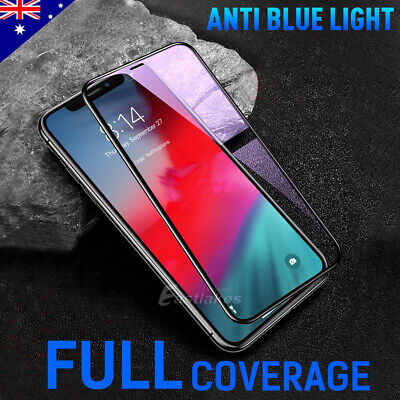 AU4.69 • Buy 2X Apple IPhone 11 Pro XS Max XR X 6D Full Cover Screen Protector Tempered Glass