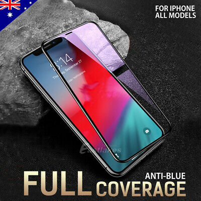 AU3.69 • Buy 2X For Apple IPhone 11 Pro XS Max XR X 6D Full Screen Protector Tempered Glass