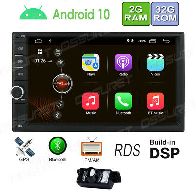 AU319 • Buy Android 9.0 Double 2 Din 7  Car GPS DVD Player Head Unit Stereo Radio DAB+SD USB