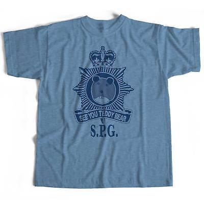 Inspired By The Young Ones T Shirt - S.P.G. Crest An Old Skool Hooligans TV  • 12.99£