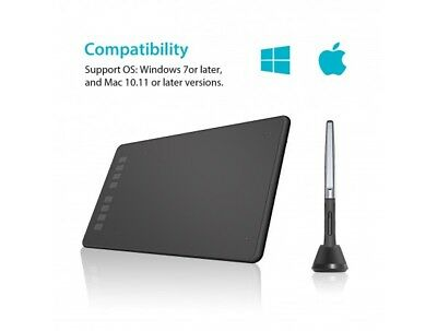 AU109 • Buy Huion Inspiroy H950P Graphics Drawing Tablet With Tilt Response