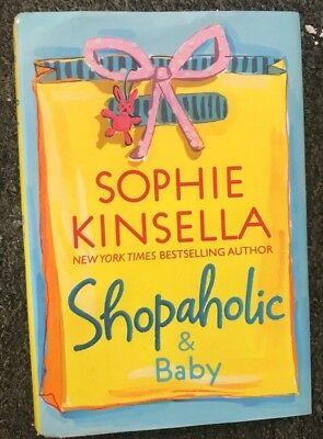 £4.34 • Buy Shopaholic And Baby By Sophie Kinsella HBDJ Book Free Shipping In US