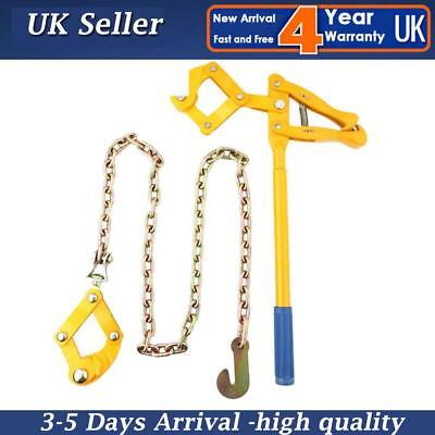 £24 • Buy 800KG Load Chain Strainer Monkey Cattle Wire Fence Tensioner Pull Stretcher 1.2M