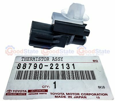 AU49.26 • Buy GENUINE Toyota LandCruiser VDJ76 VDJ78 VDJ79 Clock Outside Temperature Sensor