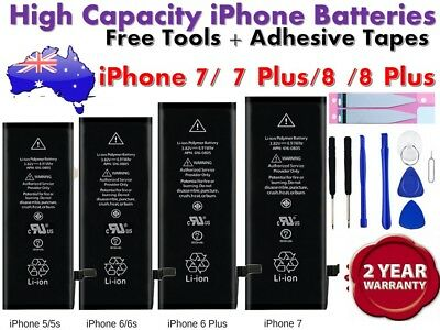 AU17.30 • Buy For IPhone 7 / Plus / 8 8+ Brand New OEM Battery Replacement FULL Capacity AUS
