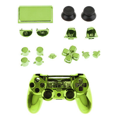 AU16.94 • Buy Case Cover Housing Shell Kit For Sony PS4 Pro Controller Button Bundle Set