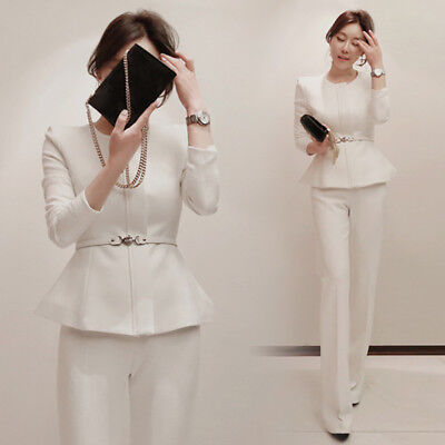 36a2066ad5 tailleur donna bianco