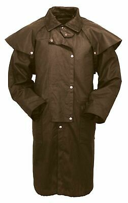 $161.50 • Buy Outback Trading Men's Low Rider Long Oilskin Duster