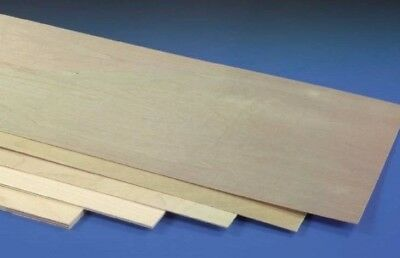 £16 • Buy Birch Plywood Sheets A4-Bigger For Craft, Laser, Pyrography,CNC 2mm 4 Ply FSC